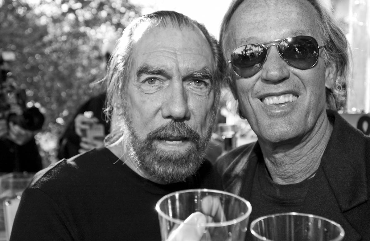 John Paul DeJoria and Peter Fonda