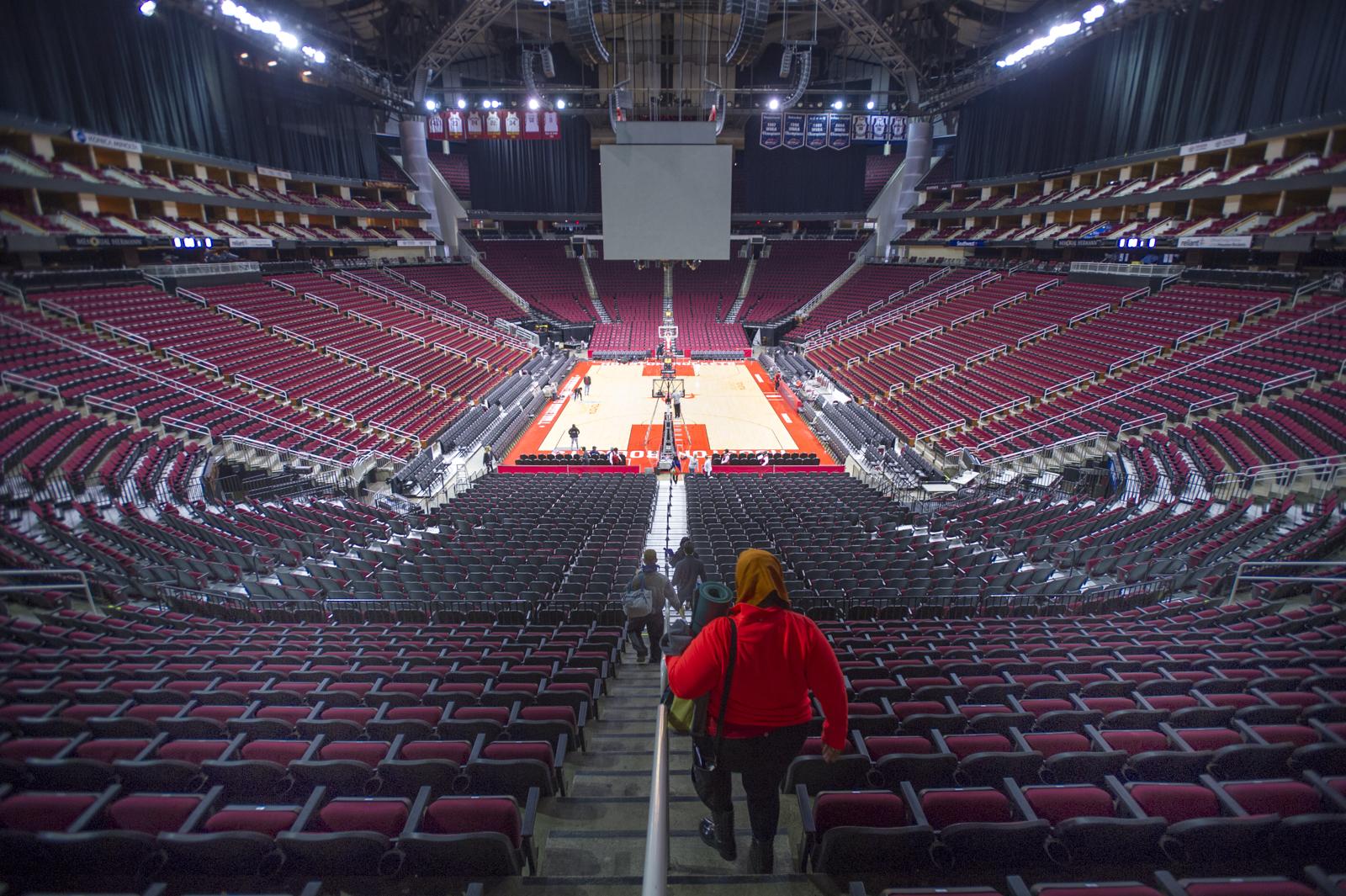 Houston Toyota Center