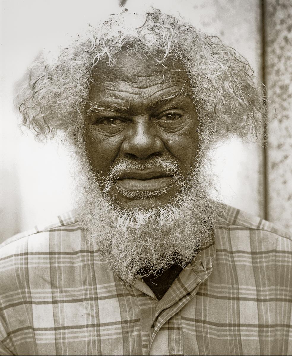 Old Man in Brazil